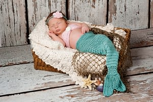 pier village mermaid