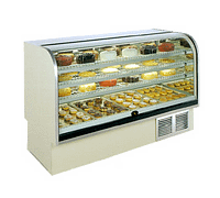 Marc Refrigeration - Display Case, Refrigerated Bakery - 77'