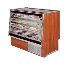 Marc Refrigeration - Display Case, Refrigerated Bakery 78'