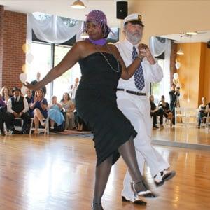 Dance Lesson Showcase in Montclair NJ - Arthur Murray Montclair and Princeton