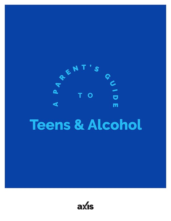 Teens & Alcohol
