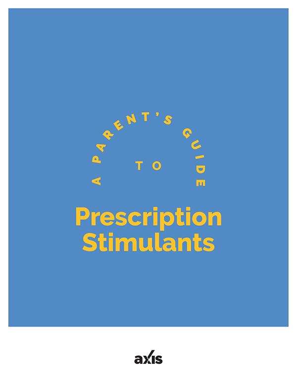 A Parent's Guide to Prescription Stimulants