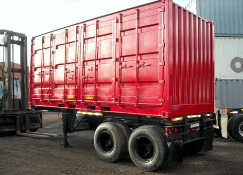 TRS Containers sells and rents containers and chassis