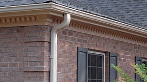 House with dentil molding accessory