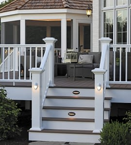 Azek/Timbertech Decking in Randolph NJ - New Jersey Siding & Windows Inc.