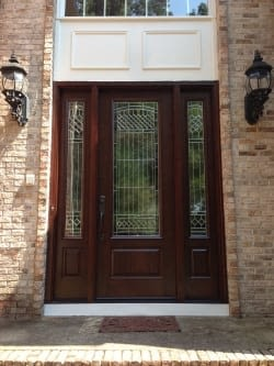 Storm Door Replacements in Randolph NJ - New Jersey Siding & Windows Inc.