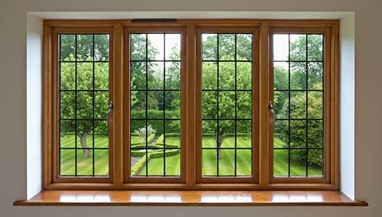 Wood Window Frame – New Jersey Siding & Windows, Inc.