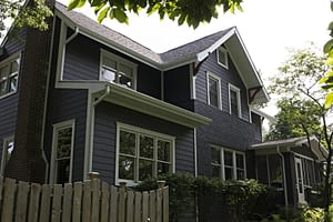 House with Royal Celect siding