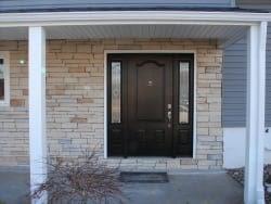 Damaged Door Replacement in Randolph NJ - New Jersey Siding & Windows Inc.