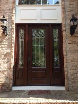 Storm Door Replacements in Randolph NJ - New Jersey Siding & Windows Inc.