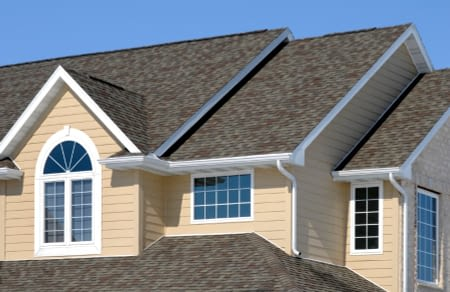 Roof of House