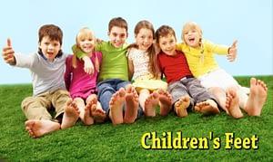 childrens-feet