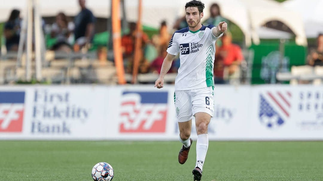 Myocarditis Foundation helps Professional Soccer Player get back into the Game