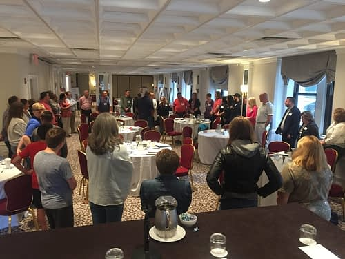 Family Support Meeting Brought Families Affected by Myocarditis Together