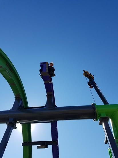 Joker 4D Spin Coaster