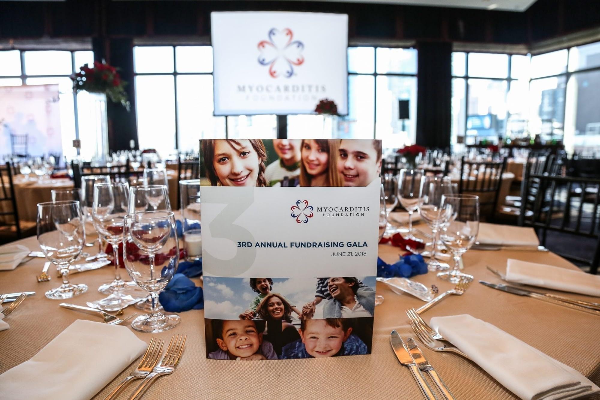 3rd Annual Myocarditis Foundation Gala