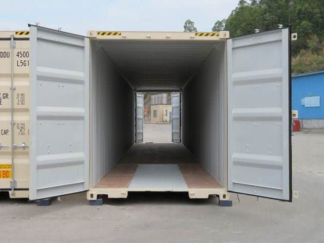 TRS Containers NJ new used standard and double door ISO cargo containers