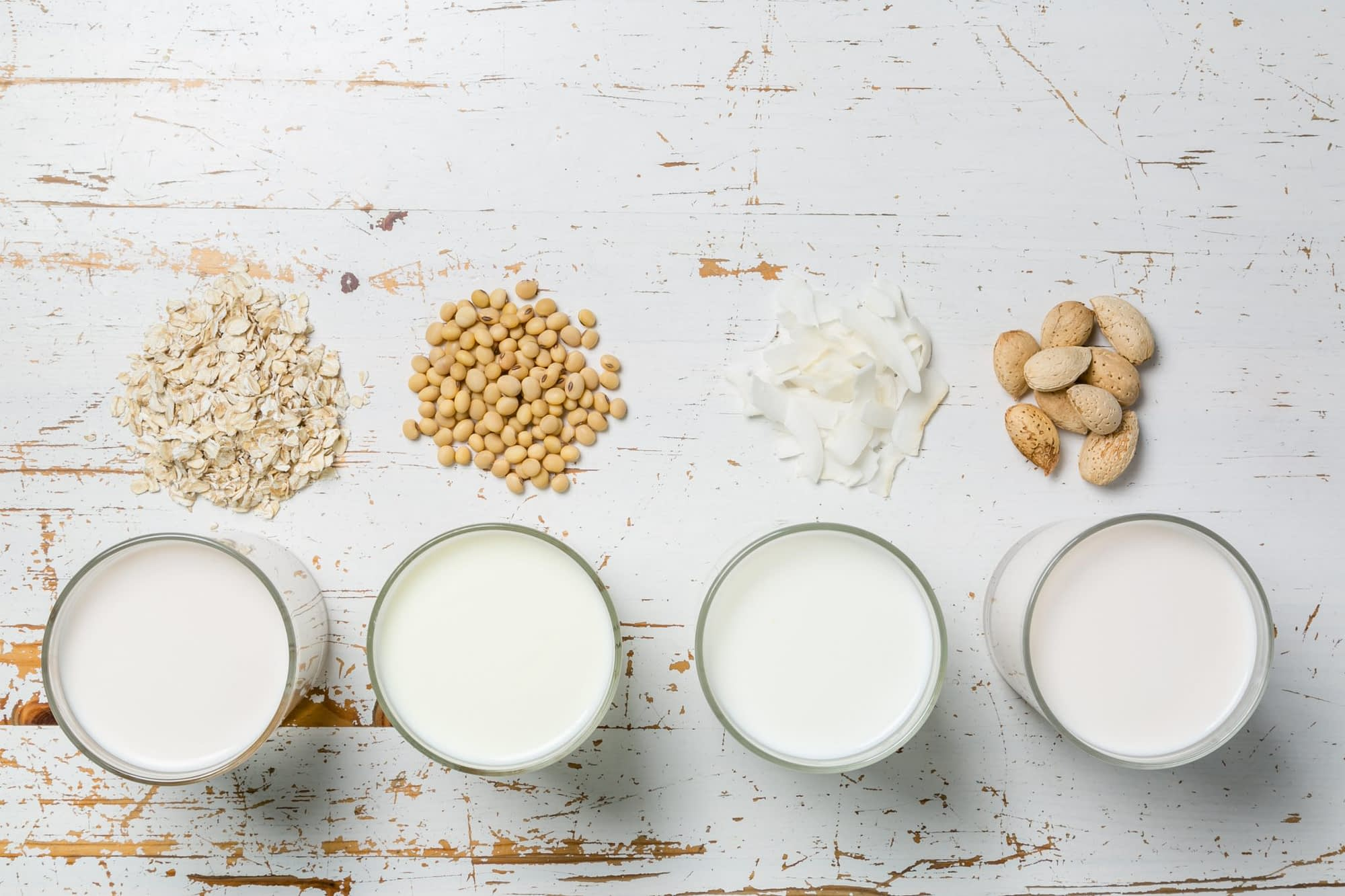 The rise of dairy free: the need for true 'real' texture and endless flavor