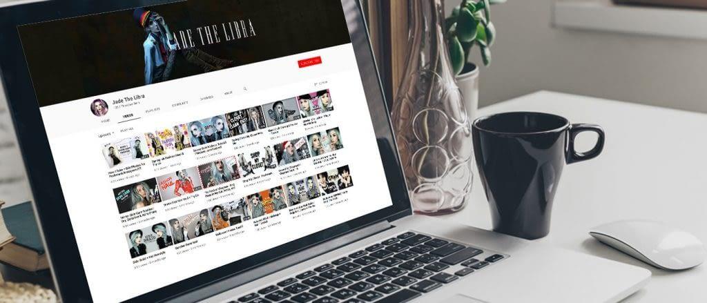 Jade the Libra Blog Header