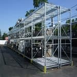 Engineered Rack Repair and Plant Safety