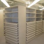 Shelving, Modular Cabinets, and Technician Workstations
