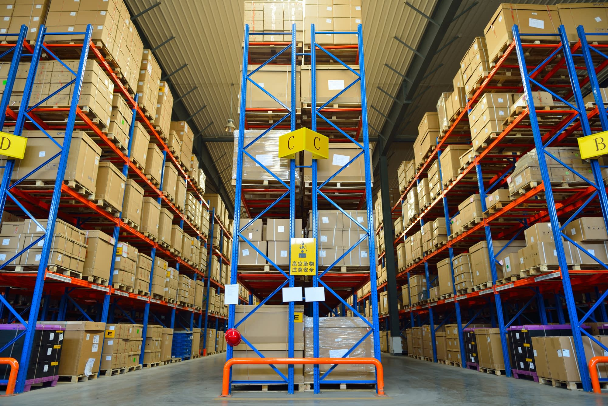 4 Benefits of Installing a Mezzanine System in Your Warehouse
