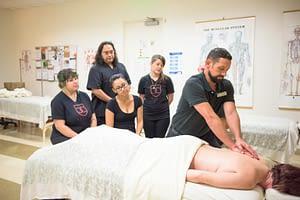 Bellus Academy Massage Therapy Program