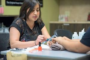 Bellus Academy Nail Technology Program