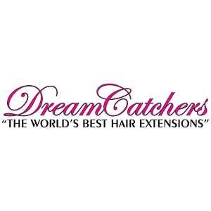 DreamCatchers hair extensions logo.