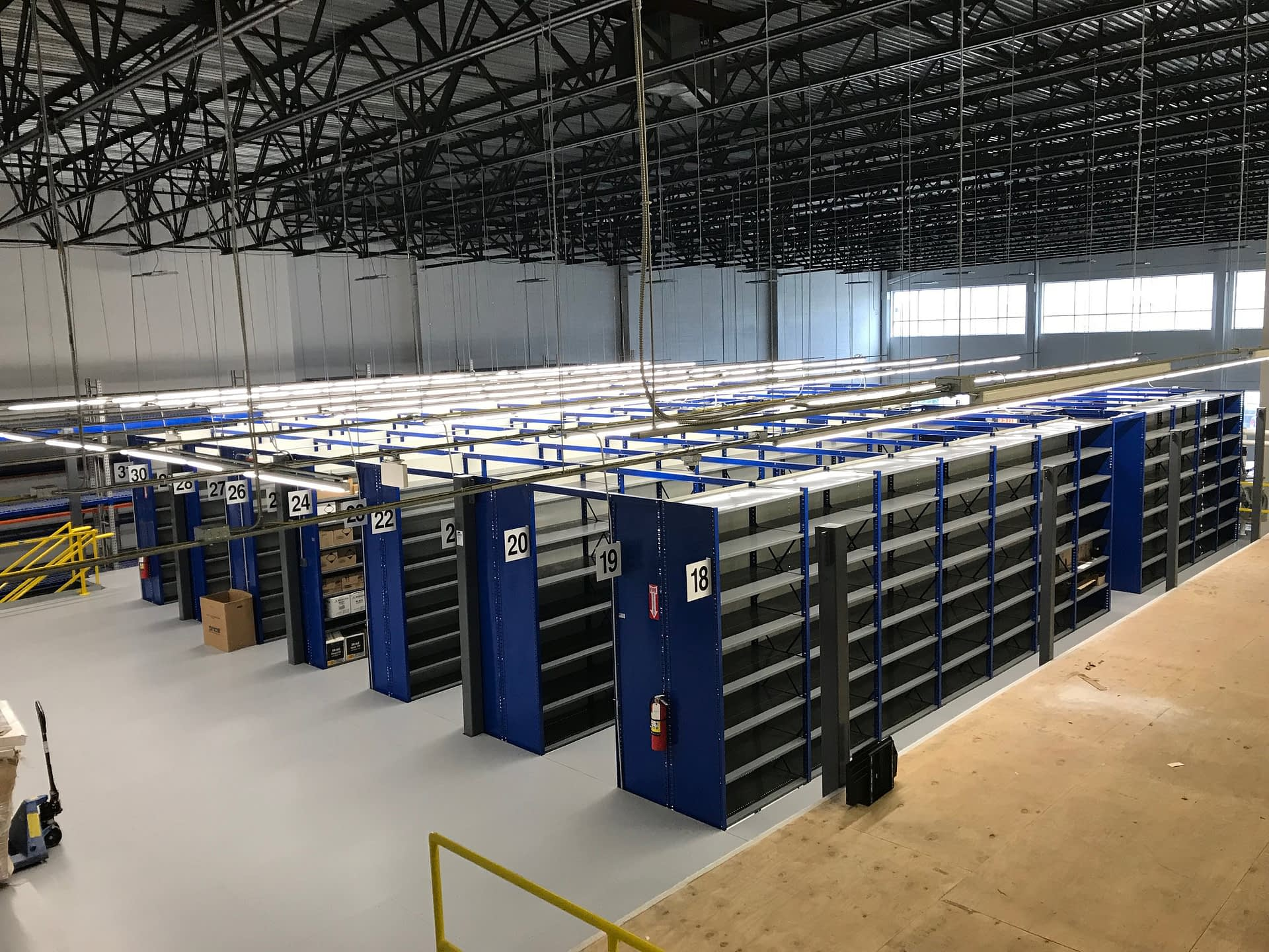Gabrielli Truck Sales >> Shelving, Warehouse Racking Solutions, and Modular Cabinets