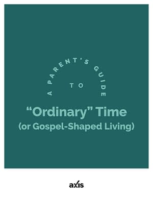 """A Parent's Guide to """"Ordinary"""" Time"""