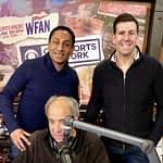 Drs. Rajaram and Lipson with Bob Salter