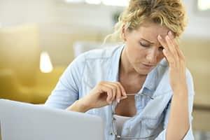 woman with moyamoya disease