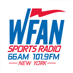 WFAN sports radio logo