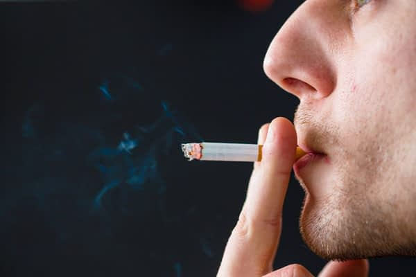 Smoking increases the risk of chronic back pain according to recent studies.