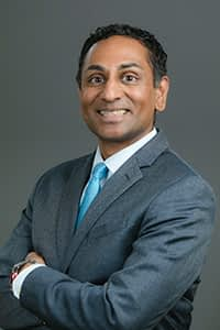 Dr. Arun Rajaram is a Board-Certified Orthopedic Surgeon Specializing in Sports Medicine and Arthroscopic Surgery