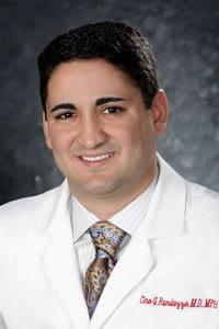 Dr. Ciro Randazzo bio picture.