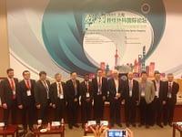 Dr. Lipson at Nanjing University