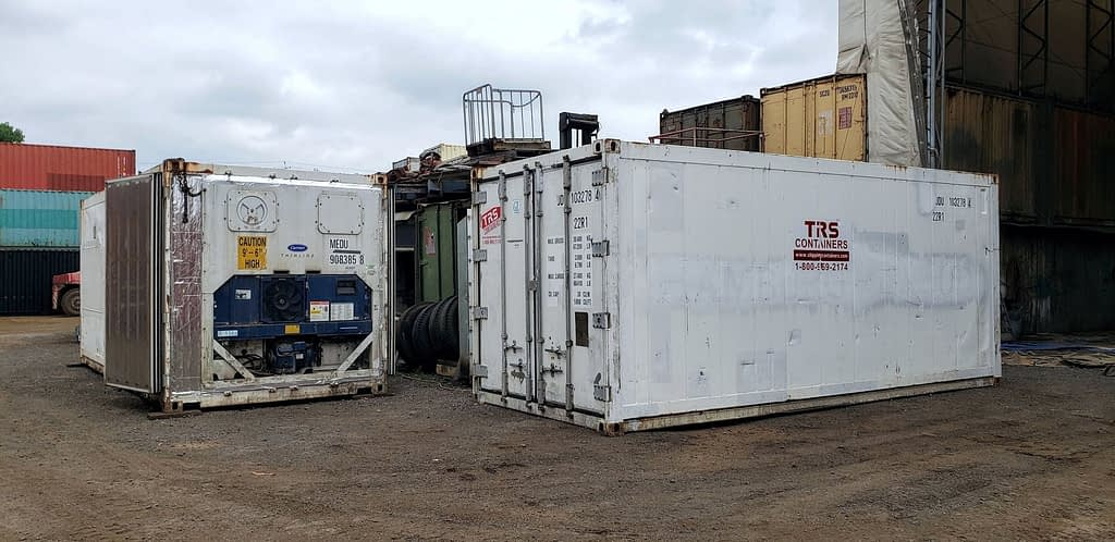 Reefer broken? Call TRS to purchase a used Carrier, ThermoKing replacement.